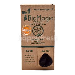 Bio Magic Organic Hair Color Cream Deep Brown Beige Pearl