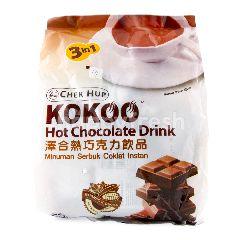 ChekHup Kokoo Minuman Cokelat Panas