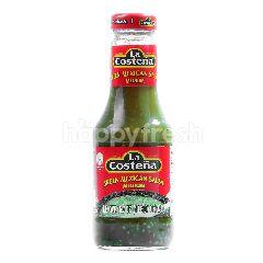 La Costena Green Mexican Salsa Medium
