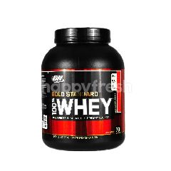 Optimum Nutrition Whey Gold Standard Stroberi (5 lb)