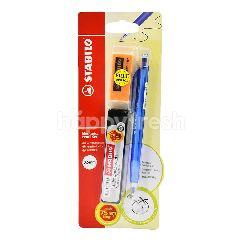 Stabilo 0.5Mm Mechanical Pencil Set