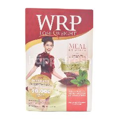 WRP Lose Weight Powder Milk Mocha & Green Tea Meal Replacement for Adult