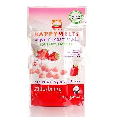 Happy Yogis Strawberry Yogurt & Fruit Snacks