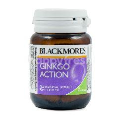 Blackmores Tablet Ginkgo Action