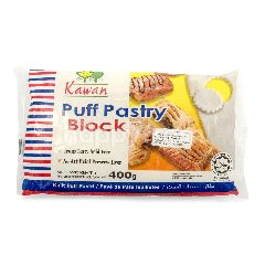 Kawan Kulit untuk Puff Pastry Bentuk Block