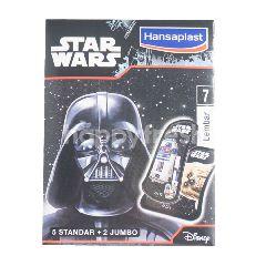 Hansaplast Plaster Star Wars