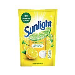 Sunlight Dishwash Liquid Lemon Refill 700ml