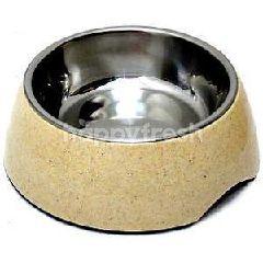 Trustie Pet Bowl Tin (Ivory)