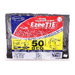 Sekoplas Ezeetie Tie-Handle Hi-Density Pe Garbage Bag
