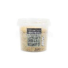 Waitrose Cook's Garlic & Rosemarry Crust