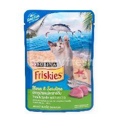 Friskies Tuna & Sardines Adult Cat Food