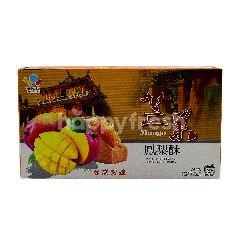 YEOUBIN Pineapple Cake With Mango