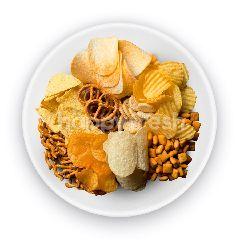 Chips, Crackers & Pretzels