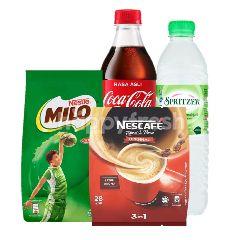 Drinks, Coffee & Tea