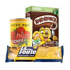 Makanan Kering & Kalengan
