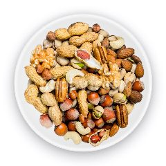 Dried Fruits & Nuts