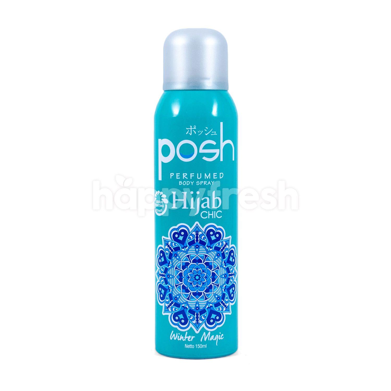 Posh Winter Magic Hijab Chic Perfumed Body Spray Jakarta